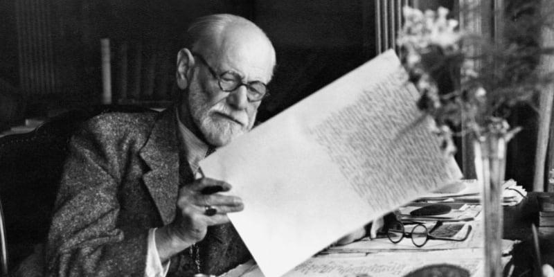 Sigmund Freud se narodil před 165 lety.