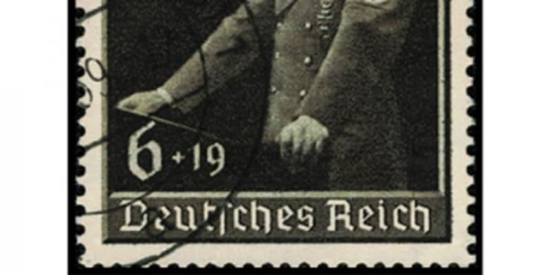 Známka vydaná ke Svátku práce (Tag der Arbeit) v roce 1939