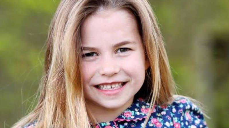 Princezna Charlotte je nejbohatší dítě světa. Jednou zdědí i proslulé šperky po Dianě