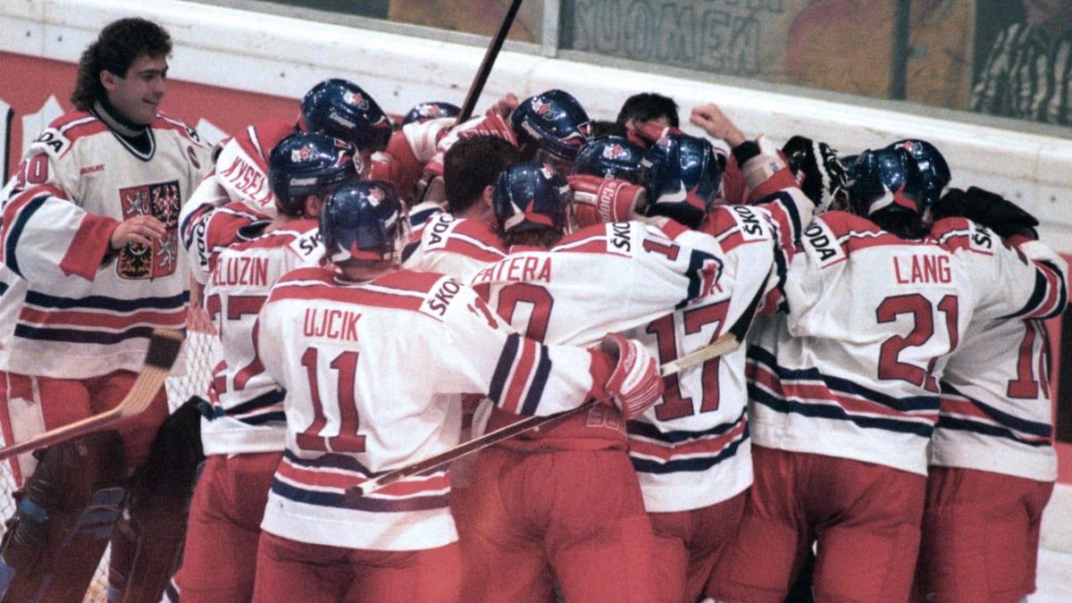 Mistři světa v hokeji 1996, Česká republika