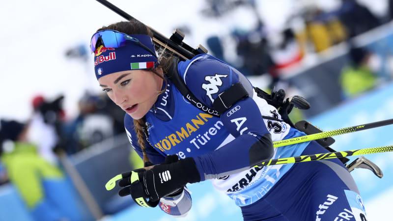 Biatlonistka Wiererová exkluzivně: Snad mi poslední olympiádu nezruší kvůli koronaviru