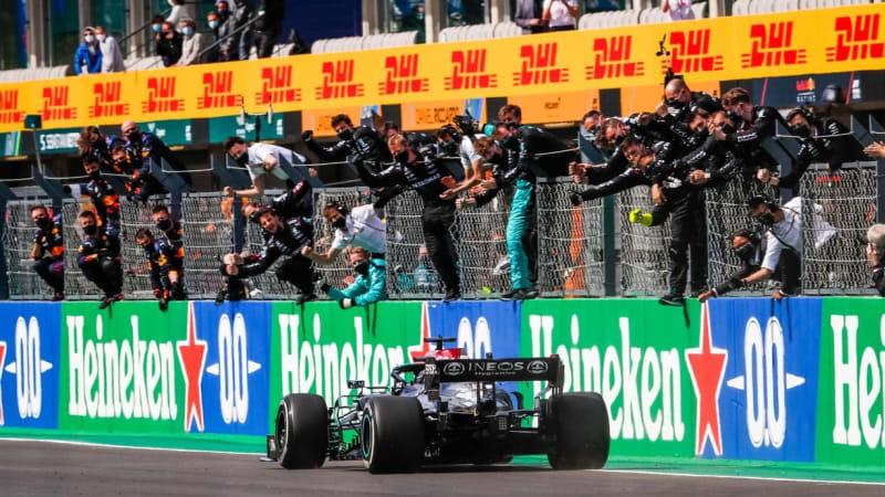 F1 jde mladému publiku naproti. Hamilton je Federerem motorsportu, říká Bouček