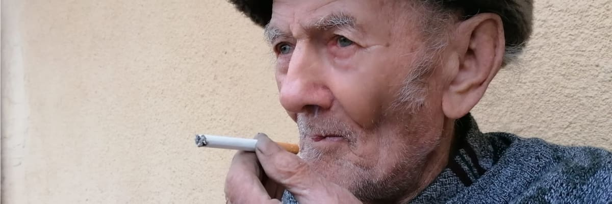 Do wehrmachtu jsem musel v sedmnácti, říká poslední z Čechů v Hitlerově armádě