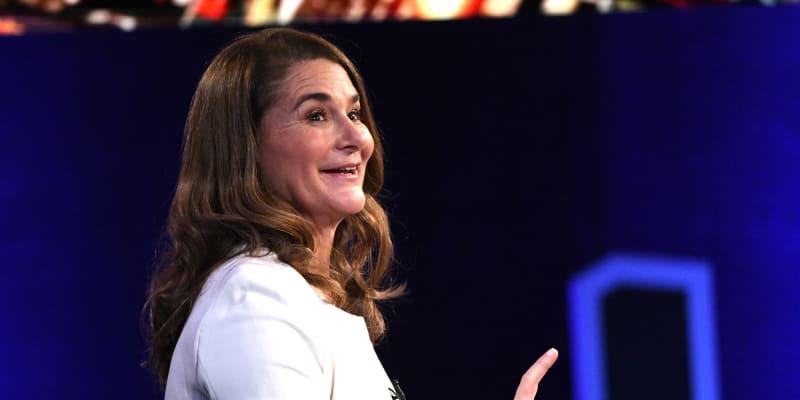 Americká filantropka Melinda Gatesová
