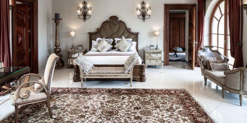 V rezidenci Beach House s výhledem na oceán jsou například i mramorové podlahy či koupelny.