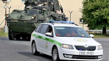 Americká armáda projede Českem. Přesun tří konvojů bude trvat několik dní