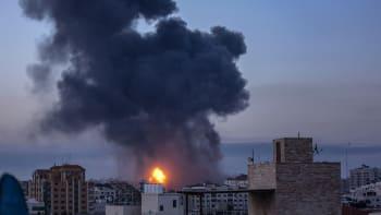 Další vlna raket. Na sever Izraele dopadly střely z Libanonu, zřejmě od Palestinců