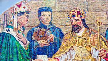 Pepson Snětivý: Karel IV. byl největší osobností našich dějin. Z Prahy chtěl nový Řím