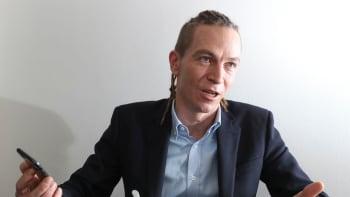 Bartoš: Názory na migraci a Evropskou unii už jsem změnil. Byla to mladická rebelie