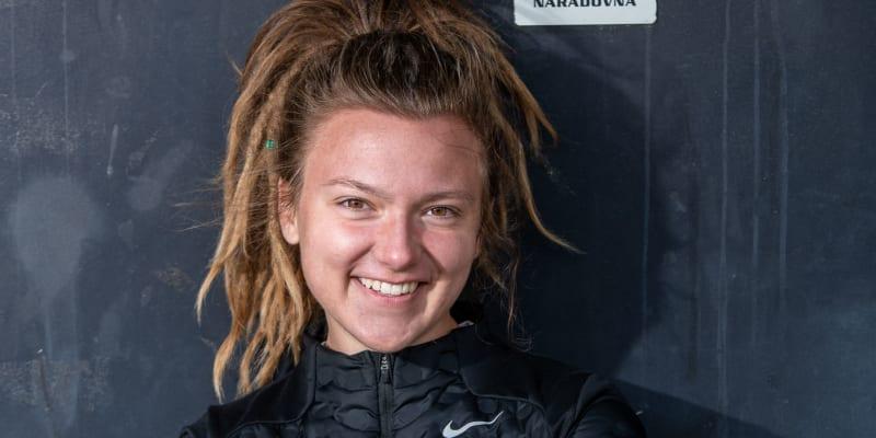 Barbora Malíková je česká běžkyně.