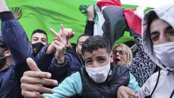 V Německu demonstrovali příznivci Palestiny. Pokřikovali nenávistná protižidovská hesla