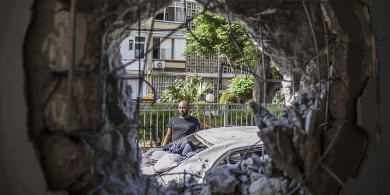 Palestinské rakety zabily v izraelském Aškelonu dvě ženy.