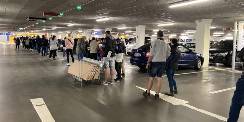 IKEA Černý Most