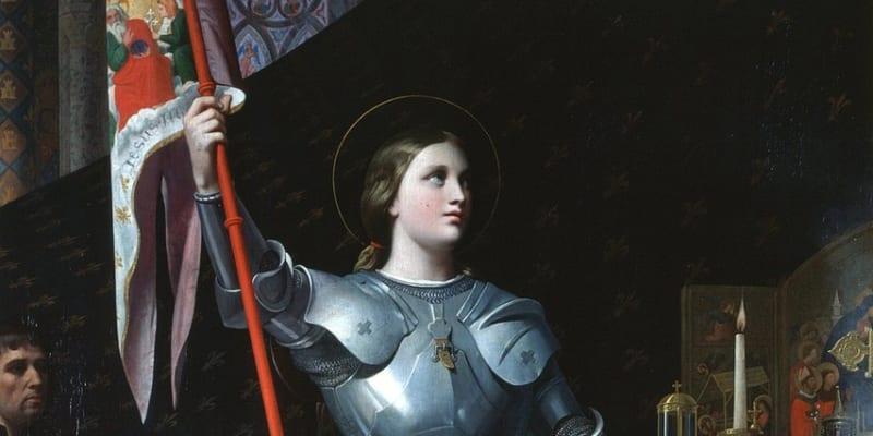 I několik staletí po své smrti byla Johanka symbolem pro mnoho žen po celém světě.