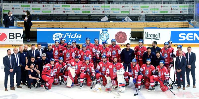 Čeští hokejisté vyhráli všechny přípravné zápasy před mistrovstvím světa.
