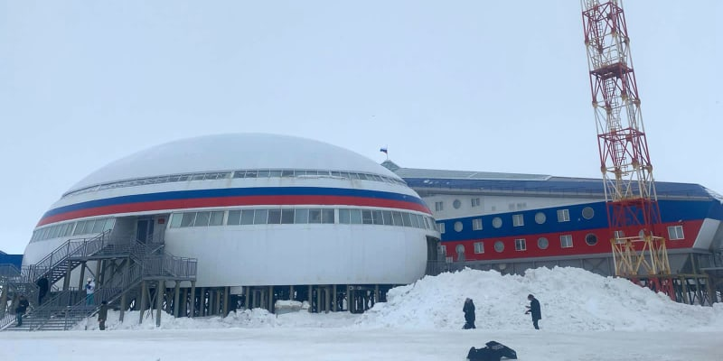 Ruská vojenská základna