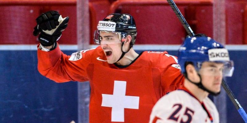 Švýcarsko nás před osmi lety na mistrovství světa porazilo hned dvakrát.