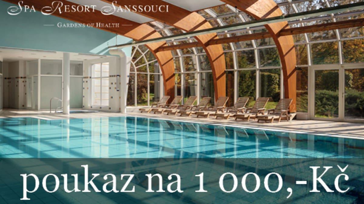 Prima Trefa: Sleva 1000 Kč Spa Resort Sassouci