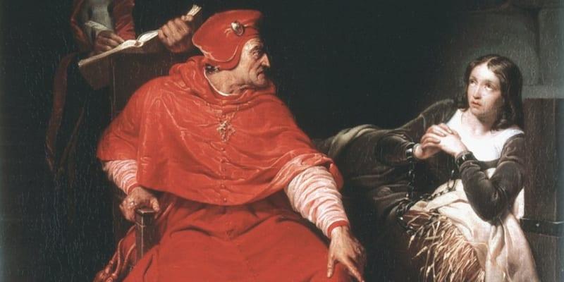 Johanka zemřela v roce 1431, tedy mnoho století předtím, než se myšlenka rozšíření volebního práva stala skutečností.