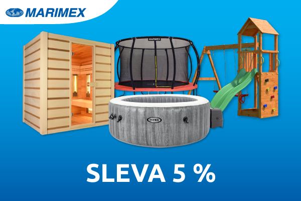 Sleva 5  Marimex
