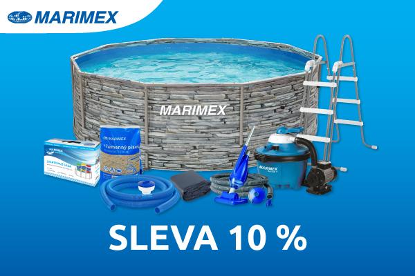 Sleva 10  Marimex