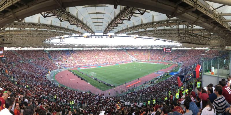 Řím – Olympijský stadion