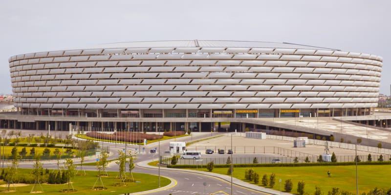 Baku – Olympijský stadion