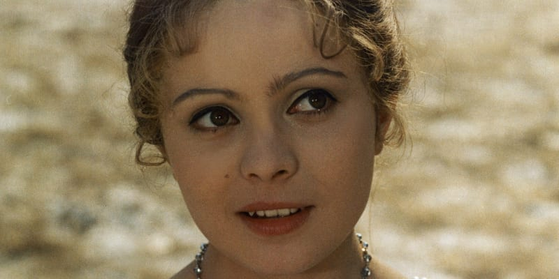 Libuše Šafránková jako Popelka zřejmě ve své nejznámější roli (Autor: imago stock&people)