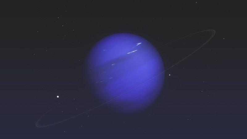 Naděje na mimozemský život? Nově objevená planeta může mít vodní mraky, podobá se Neptunu