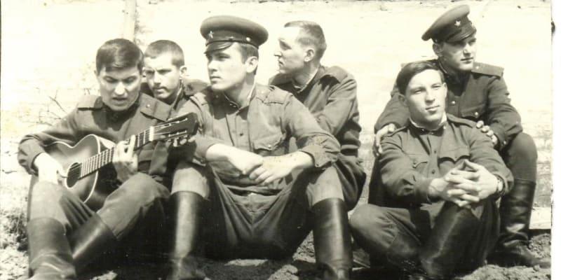 Vysoké Mýto, 265. gardový motostřelecký pluk