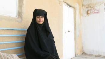 Chci domů, volá o pomoc nejznámější nevěsta džihádistů. Britové jí nevěří
