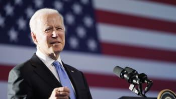 Biden: Nechceme novou studenou válku. V případě smrti Navalného ale přijde odplata