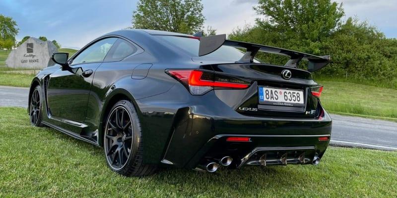 Lexus RC F Track Edition (autor: Lexus)