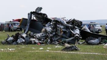 Havárie letadla české výroby má nejméně čtyři oběti. Na palubě byl i známý podnikatel