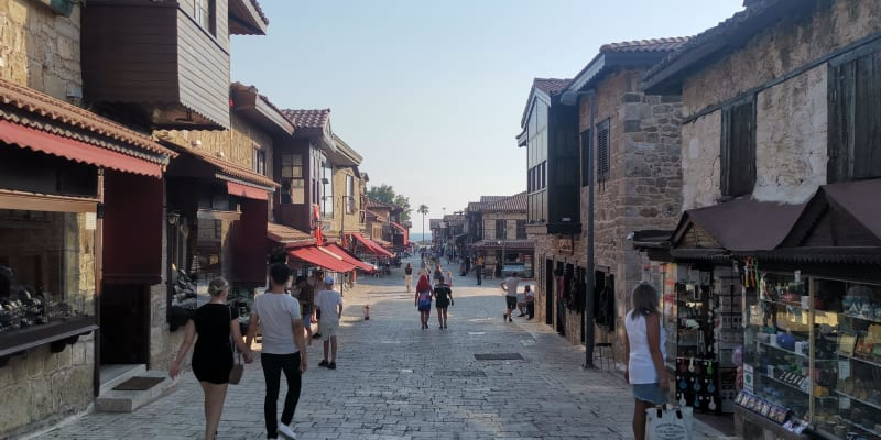 Postupně však turismus v Turecku ožívá.