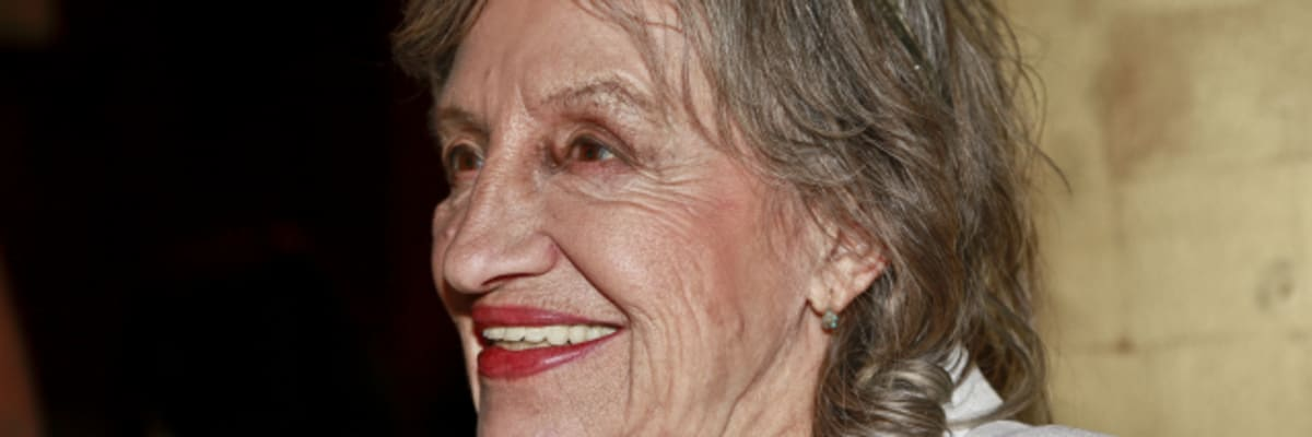 Ve věku 84 let zemřela legendární herečka Nina Divíšková