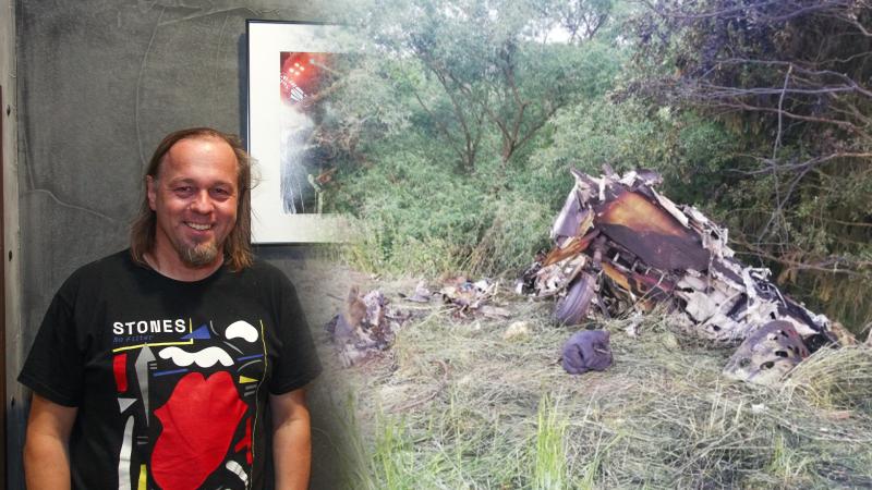 Pád letadla u Písku: Zemřel uznávaný pilot. Fotograf rockových hvězd bojuje o život