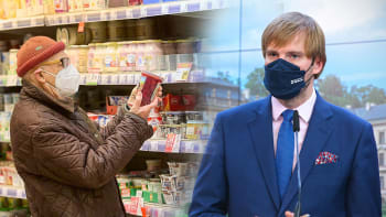 Vojtěch bojuje s experty. Část mu rozmlouvá konec respirátorů v obchodech či MHD