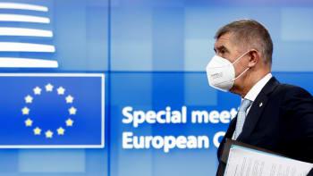 Babiš před summitem EU: S Ruskem jsme na bodě mrazu, od Orbána chci vysvětlení