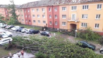 ON-LINE: Tornádo na Moravě: Policie potvrdila první oběti na životech