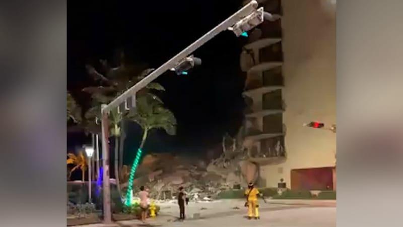 V Miami se zřítila část výškové budovy. Pohřešuje se celkem 51 lidí