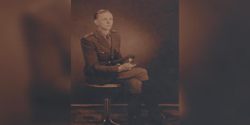 Josef Čech. Člověk, který jako politický vězeň strávil necelých šestnáct let v kriminále.