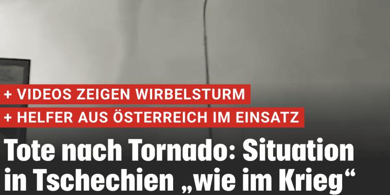 Zpravodajství rakouského deníku Kronen Zeitung