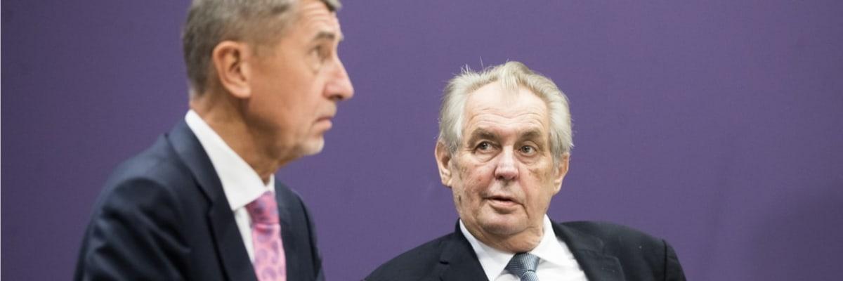 Babiš se bojí Zemana. Jednáním o Koudelkovi ukazuje, jak je slabým premiérem, říká Žáček