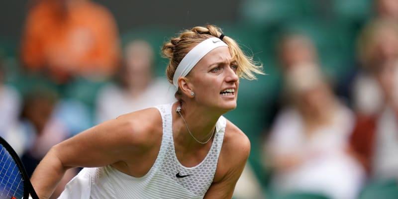 Petra Kvitová ve své kariéře dvakrát vyhrála Wimbledon.