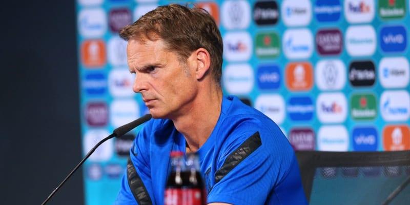Bývalý trenér Nizozemska Frank se Boer
