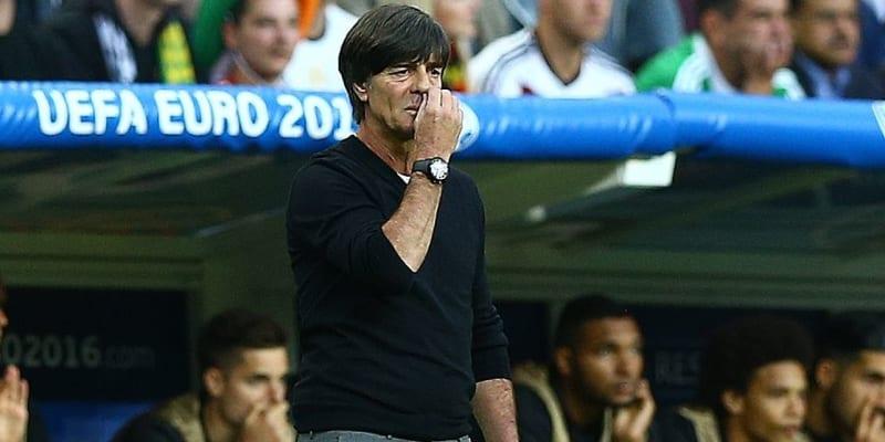 Bývalý trenér Německa Joachim Löw