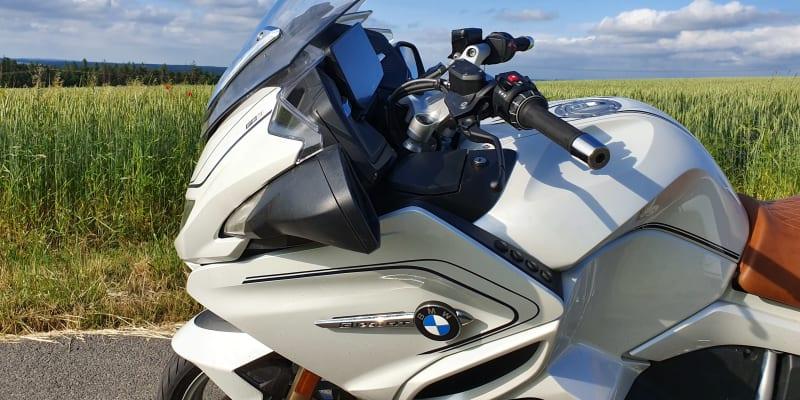Motocykl BMW 1250 RT v testu