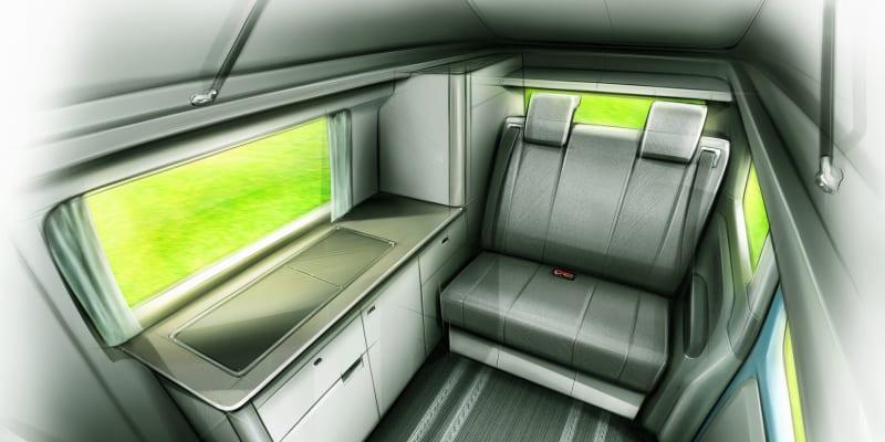 LEVC e-Camper, obytný vůz ve stylu londýnských taxi