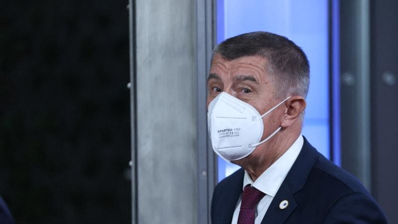Česko by mohlo uznávat i test na protilátky, prosazuje Babiš. Odborníci to odmítají